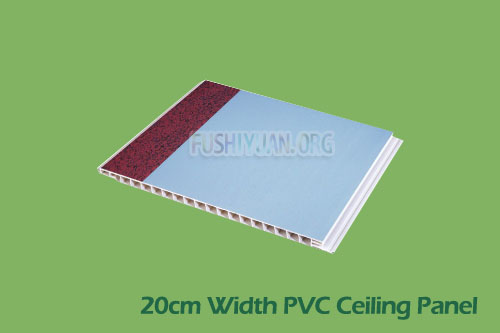 Laminated PVC Wall Panels