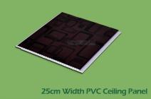 25cm Width PVC Wall Panels