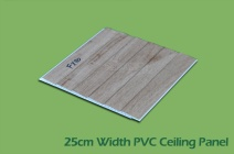 25cm PVC Ceilings