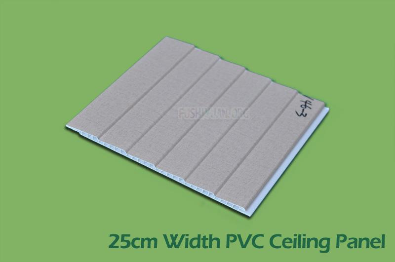 Transfer Printing PVC Ceiling Panels