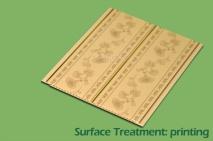 Printing PVC Ceiling Panels