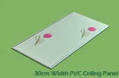 30cm Laminated PVC Ceiling and Wall Panels