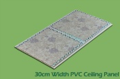 30cm Transfer Printing PVC Wall Panels