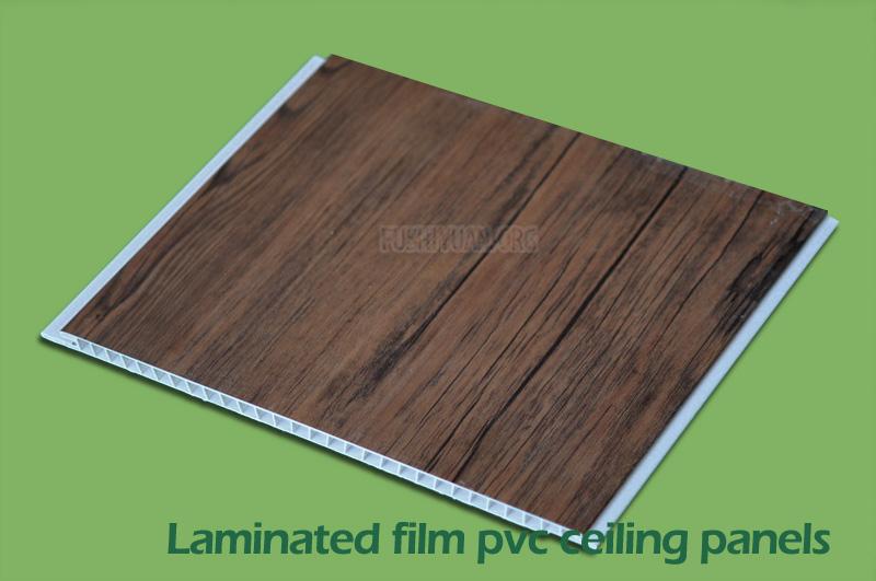 Film Laminated PVC Ceiling