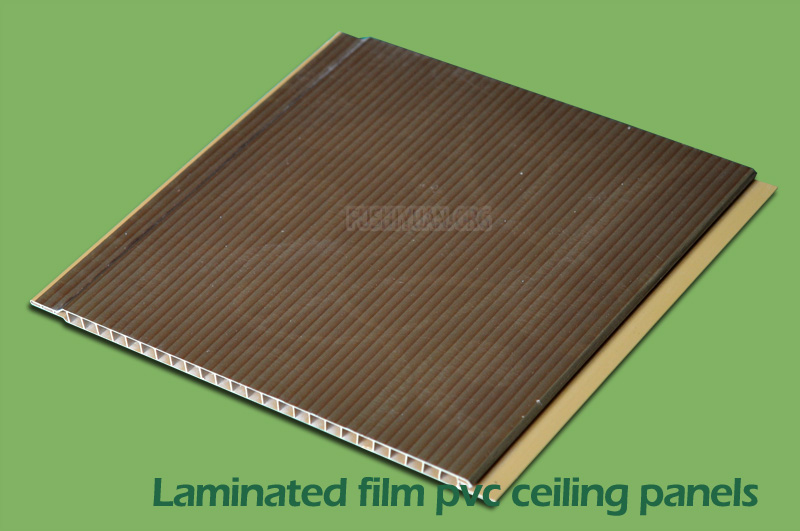 Film Laminated PVC Ceiling Panels
