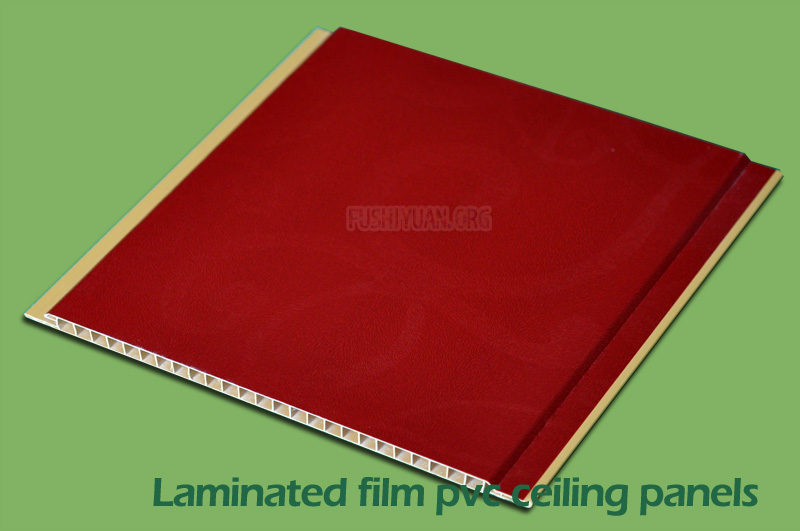 Film Laminated Ceiling Panel