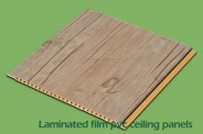 Film Laminated PVC Ceiling