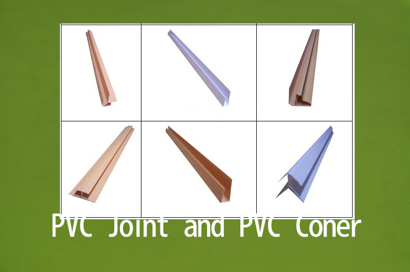 PVC Joint for PVC Ceiling Panels