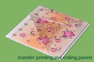 Transfer Printing PVC Panels