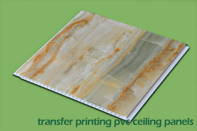 Printing PVC Wall Panels
