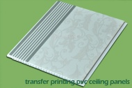Printed PVC Ceiling Panels