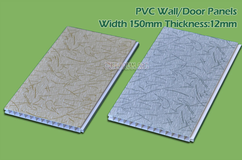 Normal PVC door panels