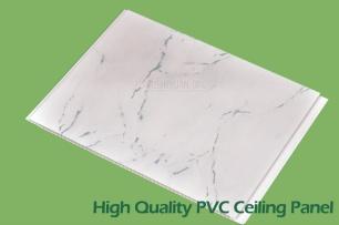 Non Transparent PVC Ceiling Panels